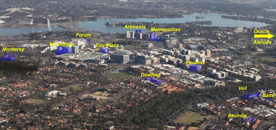 Canberra Furnished And Equipped Accommodation ApartmentsCanberra Apartments
